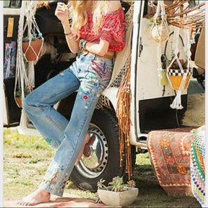 ISO Spell Wanderlust Jeans
